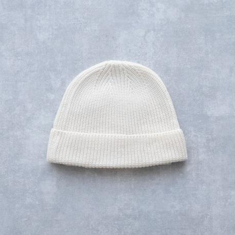 DISCOVERED KNIT CAP(WHITE)