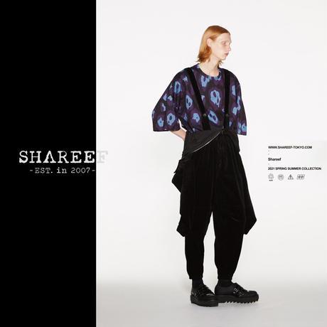 SHAREEF LEOPARD JQ BIG T(Black)