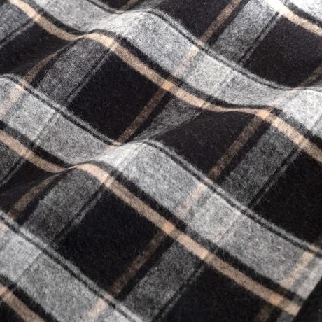 FEEL EASY ORIGINAL MONOTONE CHECK FLANNEL SHIRT(Monotone Check)