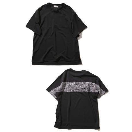 FACTOTUM トリアセコットンモクロディ P/O Tシャツ(BLACK)