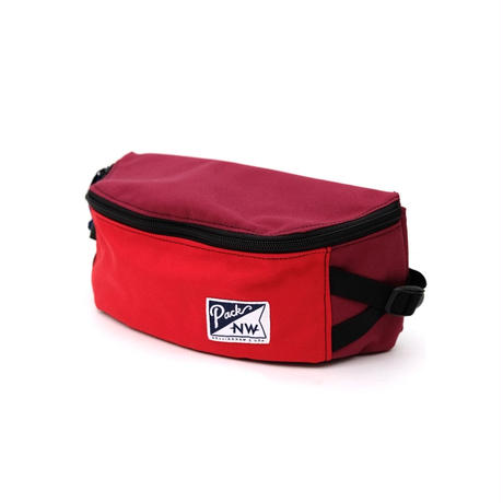 Pack NW Nordic Hip Sack(RED)