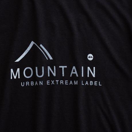MofM(man of moods) オリジナルTシャツ MOUNTAIN(WHITE/BLACK/NAVY)