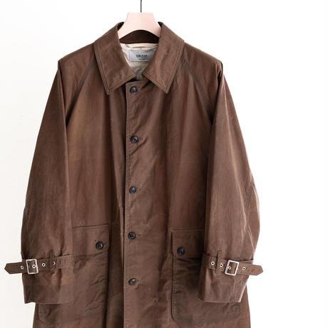 UNITUS Massive Coat Wax(Brown)