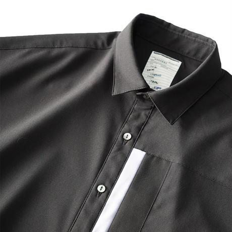 SHAREEF SWITCHING S/S SHIRTS(Black)