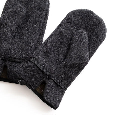 THE INOUE BROTHERS×Snow Peak Mittens(Dark Gray)