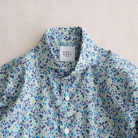 FEEL EASY ORIGINAL LIBERTY PRINT SHIRT(#2)