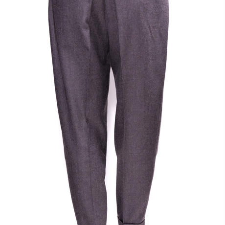 UNITUS 2Tuck Pants(Gray Beige)