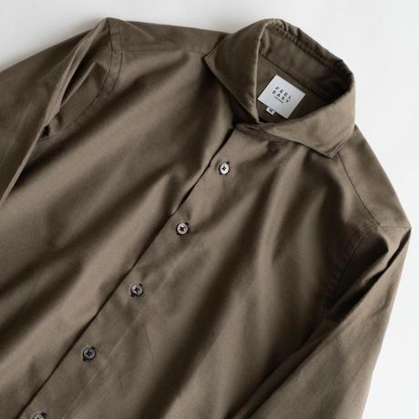 FEEL EASY ORIGINAL PLAIN SHIRT(Khaki)