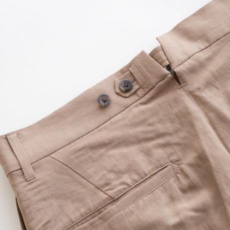 UNITUS Cropped Pants(Beige)