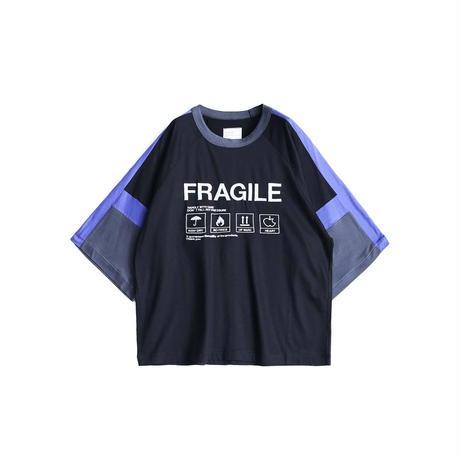 "SHAREEF ""FRAGILE"" SWITCHING BIG-T(Black)"