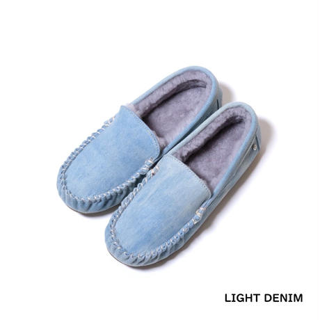 【WOMEN'S】 EMU Austraria Cairns Denim(LIGHT DENIM)