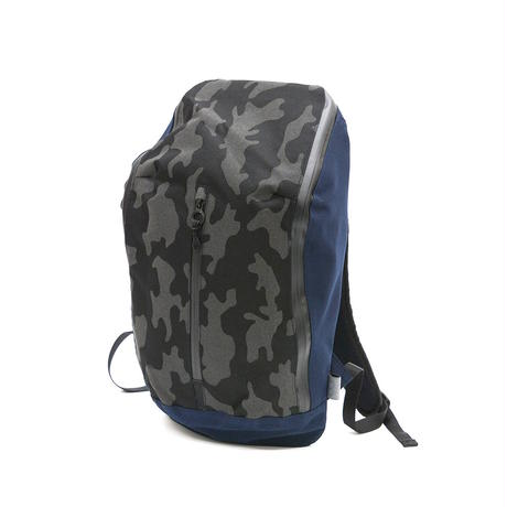 C6 Splinter Cell Backpack Waterproof Fabric With Reflective Camo(Navy)