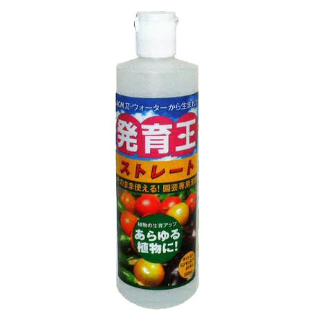 発育王ストレート500ml(家庭菜園・ガーデニング用)