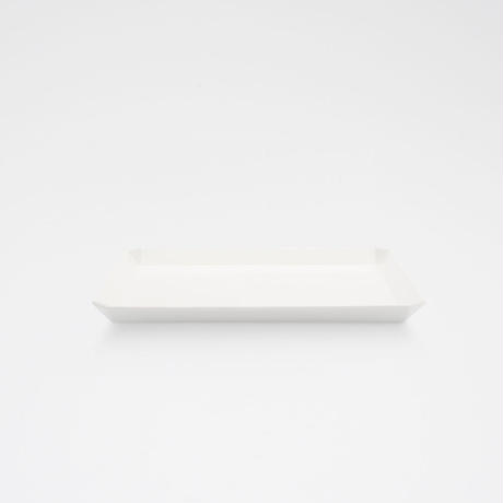 1616 / TY Square Plate 200 / White