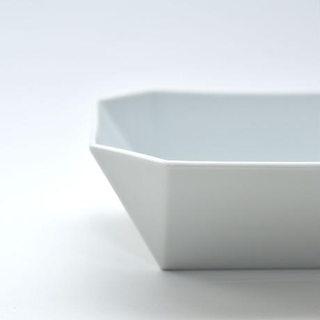 1616 / TY Square Bowl 220 / White