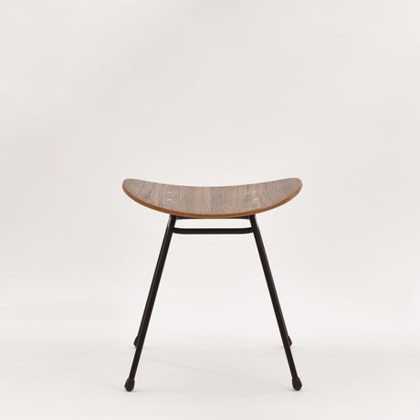 Plankton Stool / Teak Natural