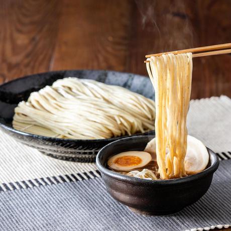 【替玉】魚介豚骨系中太麺(140g) 2玉