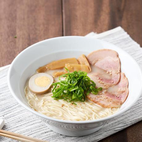 【味比べ A】3種麺のおすすめラーメンAセット(豚骨ラーメン5・中華そば5・つけ麺5)
