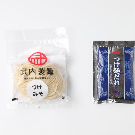 【おためし】濃厚魚介豚骨つけ麺2食セット