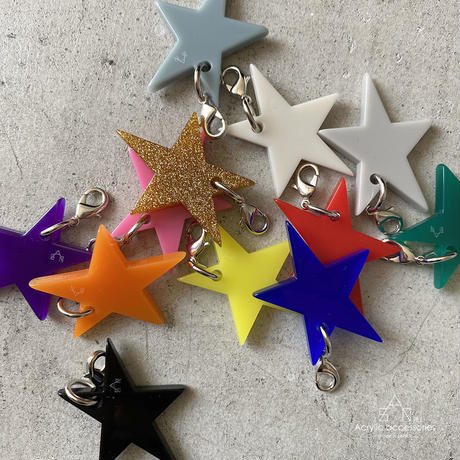 Star Key charm(スターキーチャーム)