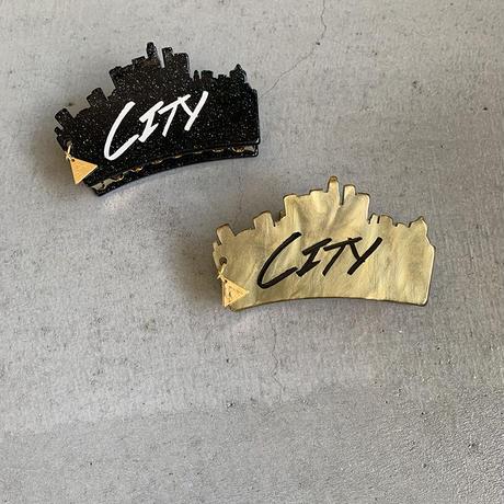 City  hair clip(シティヘアクリップ)
