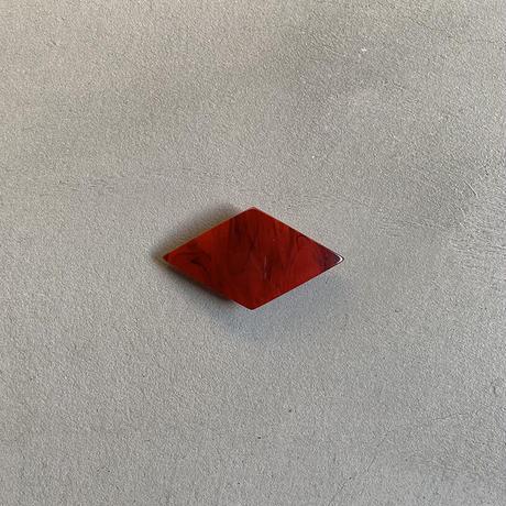 rhombus barrette    small