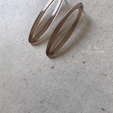 ellipsi       earring   (earclip)