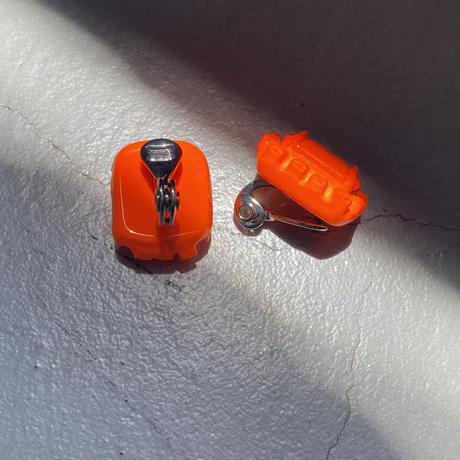 NEON Bijou earring (earclip) [11月上旬~11月中旬のお届け] sanrmk by sAn(ネオンビジューイヤリング)