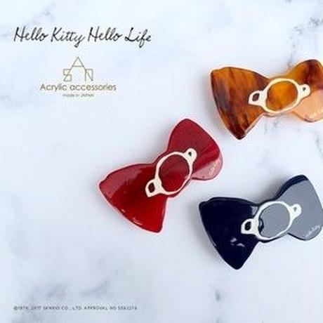 Hello Kitty Hello Life  Ribbon 	barrette