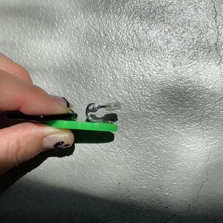 T&0 earring (earclip)  (T&0イヤリング)
