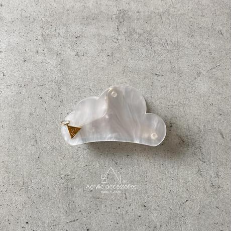 cloud  hair clip(クラウドヘアクリップ)