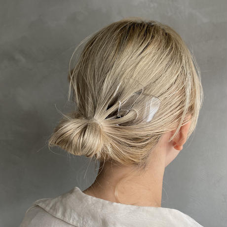 Hair stick  Clear [9月下旬〜10月上旬のお届け] ヘアスティック-クリア