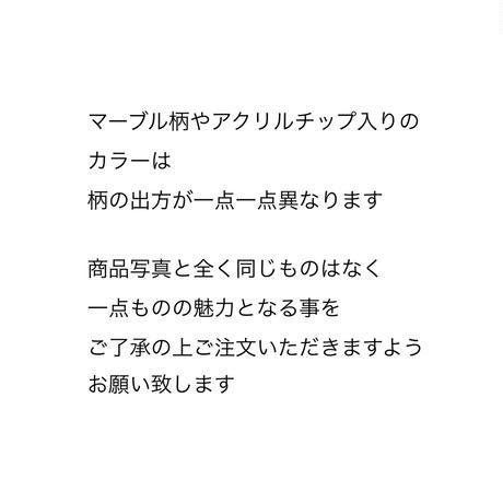 次回再販をお待ちください   acrylic comb - naminami - [11月上旬~11月中旬のお届け] アクリルコーム- ナミナミ-