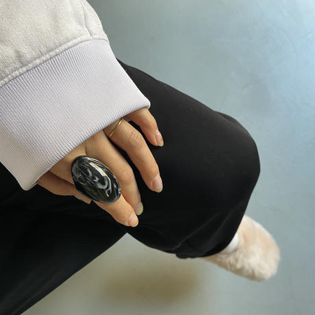[sanrmk] Oval Ring