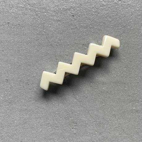 zigzag barrette  small (ジグザグバレッタS)