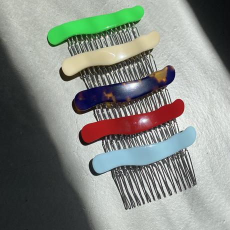 Loo hair comb  (s)   [9月下旬〜10月上旬のお届け]ルーコーム (s)
