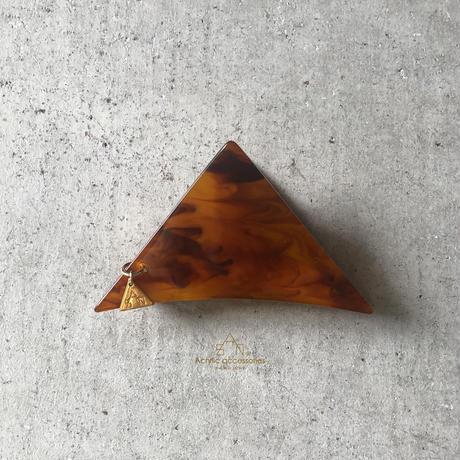 Triangle  hair clip(サンカククリップ )
