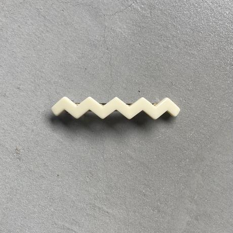 zigzag barrette  large(ジグザグバレッタL)