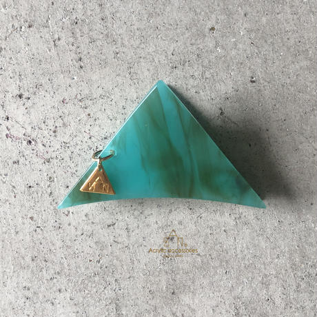 Triangle  hair clip  small(サンカククリップ S)