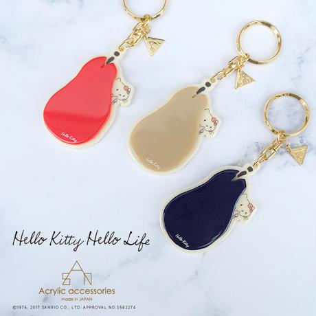 Hello Kitty Hello Life  Key Holder