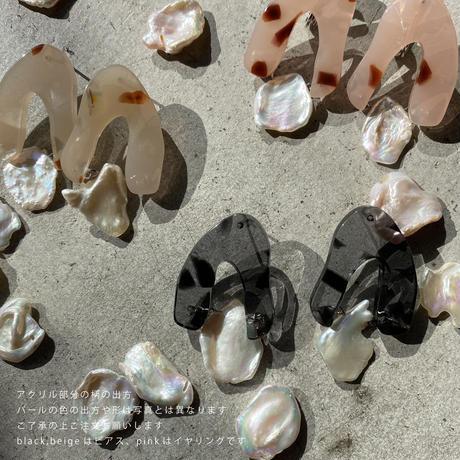 Asit earring (earclip)