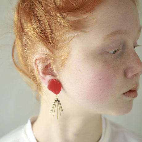 bful earring(No Hole)