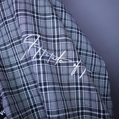 【AFYF】BASIC FETI MAKIMAKI SKIRT[BLACK/GRAY]