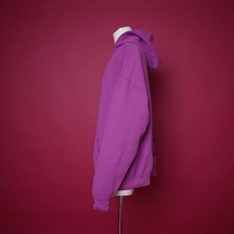【AFYF】RAINBOW DARK BEAR JERZEES別注色 PARKA[PURPLE]