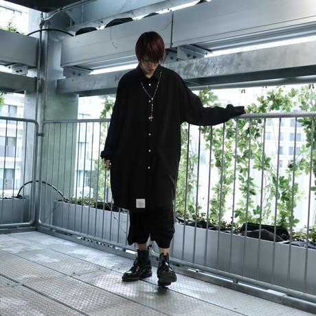 【CLASSIC ROV】 LONG SHIRT [BLACK]