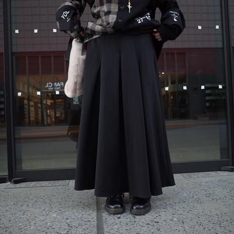 【AFYF】LONG SKIRT[JERZY-BLACK]