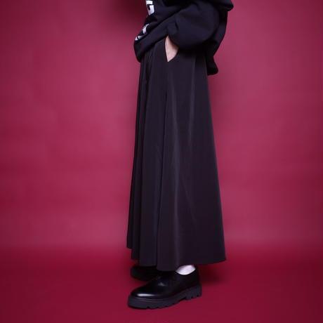 【AFYF】LONG SKIRT[NEWYORK-BLACK]