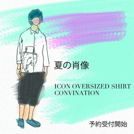【AFYF】 ICON BIG SHIRT COMBINATION ITEM[TYPE-ELEPHA]