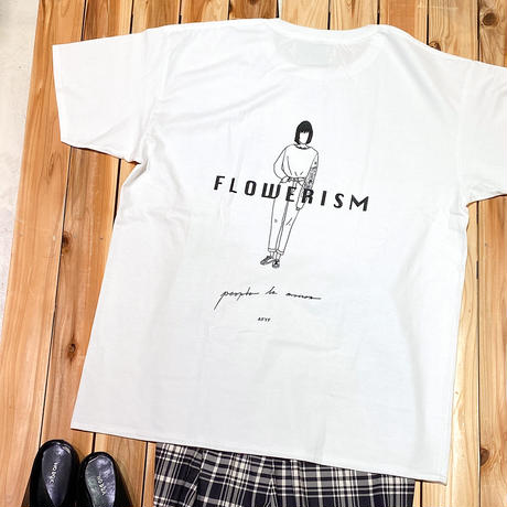 【AFYF ON GILDAN社】GILDAN BODYSOUVENIR T SHIRT4 [Z-GIRL WHT]