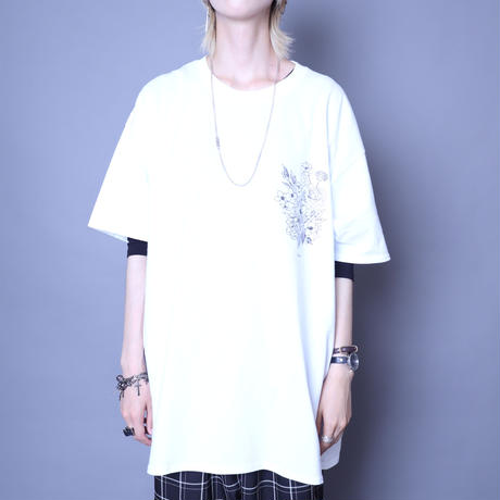 【AFYF ON GILDAN社】GILDAN BODYSOUVENIR T SHIRT4 [Y-GIRL WHT]